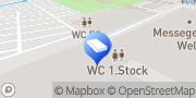 Karte WEDESIGN Messebau Wels, Österreich