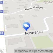 Karta Apoteket Björnen Älvdalen, Sverige