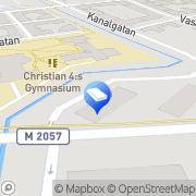 Karta Firma Manitu Kristianstad, Sverige