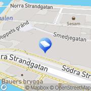 Karta Kjell & Company Jönköping, Sverige