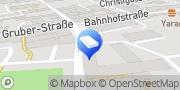 Karte Blütenrein - Die Textilreinigung Traun, Österreich
