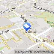 Karte lassy architektur + raumplanung ZT Leonding, Österreich