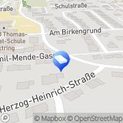 Karte Express-Trans Göttfried Klagenfurt, Österreich