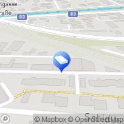 Karte Josef Mayerbrugger GmbH & Co KG Klagenfurt, Österreich