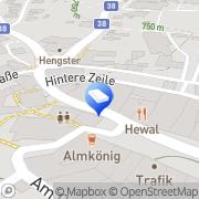 Map Jank Friedrich Mag Leonfelden, Austria