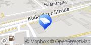 Karte Lotto & Post & Presse Cottbus, Deutschland