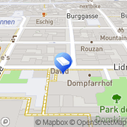 Karte Dr. Peter Hagg VISA Immobilien Klagenfurt, Österreich