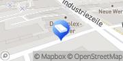 Karte ALLCLICK Austria GmbH Linz, Österreich