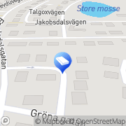 Karta Allberg Fastighetsförmedling AB Simrishamn, Sverige