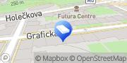 Map Spaces - Prague, Spaces Smichoff Prague, Czech Republic