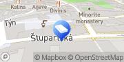 Map Charging station Prague, Czech Republic