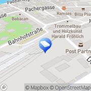 Karte Webplanet Computer WPC Trading Steyr, Österreich