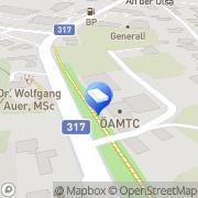 Karte Diechler Gerald Arch Dipl-Ing Neumarkt in Steiermark, Österreich