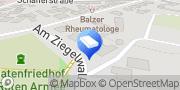 Karte Grabsteinwerkstatt Andreas Betker Bautzen, Deutschland