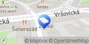 Map Pohřební ústav PEGAS CZ s.r.o. - pohřební služba Prague, Czech Republic