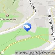Karta Karlskogamäklaren Karlskoga, Sverige