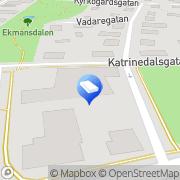 Karta KP Fastigheter Karlskoga, Sverige