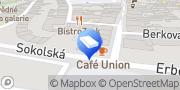 Map Štěpánek Kamil Mgr. Česká Lípa, Czech Republic