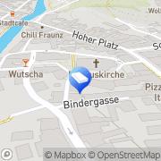 Karte Buhrandt Hermann Dipl-Ing Wolfsberg, Österreich