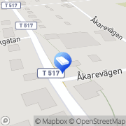 Karta Vretstorps Golvservice Vretstorp, Sverige