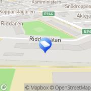 Karta Riksbyggens Brf Vadstenahus Nr 5 Vadstena, Sverige