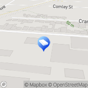 Map Professional Commercial Office Cleaning St.Kilda Sunshine West, Australia