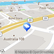 Map Best Carpet Cleaning Melbourne Southbank, Australia