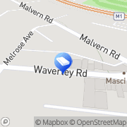 Map BaseCamp Consulting East Malvern, Australia