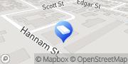 Map Bradnam's Windows & Doors Pty Ltd Bungalow, Australia
