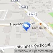 Karta Dalin, Ingemar Kumla, Sverige