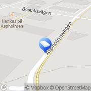 Karta Direktbud i Örebro AB Örebro, Sverige