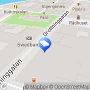 Karta STC Energihus AB Örebro, Sverige