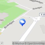 Karta C.s Svets & Alltjänst Kallinge, Sverige