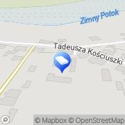 Mapa Transląd Nietków, Polska