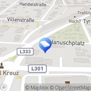 Karte Pendl Ernst Graz, Österreich