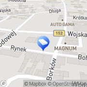 Mapa Sierżant Genowefa. AGD Resko, Polska
