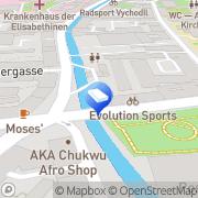 Karte Der KOPIER Laden - Roswitha Wilfling KEG Graz, Österreich