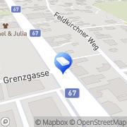Karte Gödl Bau Graz, Österreich