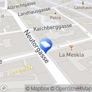 Karte WESEO Digitalagentur Graz, Österreich