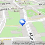 Karte AFFENBERGER Antico Graz, Österreich
