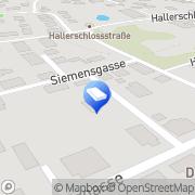 Karte Bene Michael Dipl-Ing Graz, Österreich
