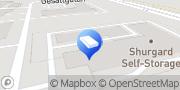 Karta Shurgard Self-Storage Linköping Linköping, Sverige