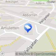 Karta Alséns Fastighetsservice Linköping, Sverige