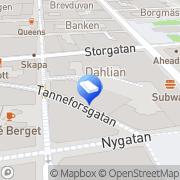 Karta Matrisen Redovisning & Rådgivning AB Linköping, Sverige