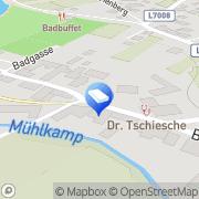Karte ICT Traunfellner GmbH Schönberg am Kamp, Österreich