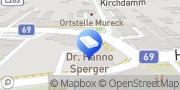 Karte Mag. Dr. Johannes Reisinger Mureck, Österreich