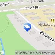 Karta Anläggningstjänst i Köping Arboga AB Köping, Sverige