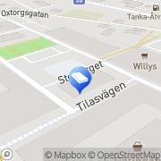 Karta Svensk Fastighetsförmedling Åtvidaberg, Sverige