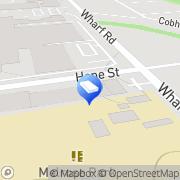 Map Unistor Group Melrose Park, Australia
