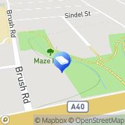 Map Award Group Real Estate West Ryde, Australia